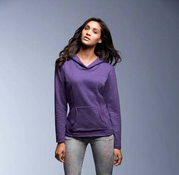 ANVIL Women's French Terry Hooded Sweat ΓΥΝΑΙΚΕΙΟ